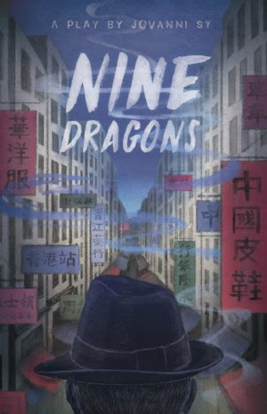Nine Dragons Book Cover