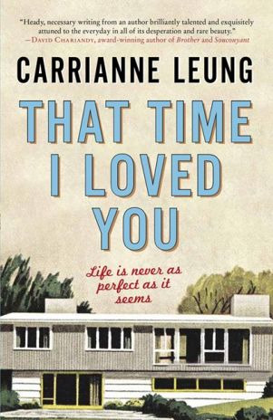 that time i loved you_carrianne leung